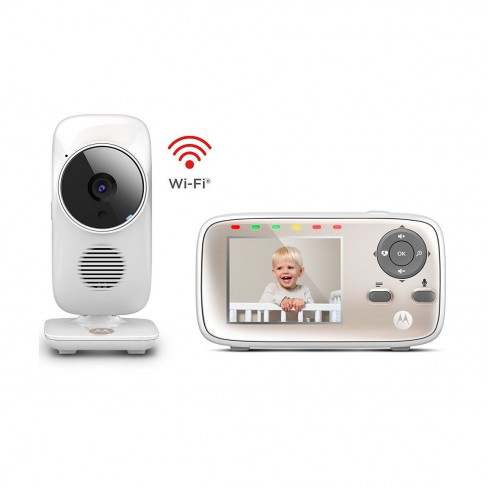 Video monitor digital + Wi-Fi Motorola MBP667 Connect