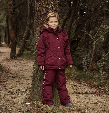 geaca london cherry by enfant