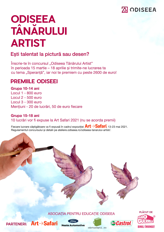 Odiseea Tânărului Artist, ediția a 2-a