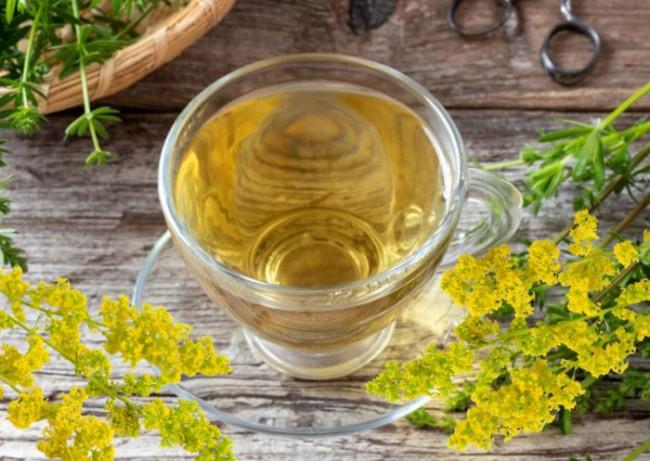 ceai de sanziene galbene beneficii