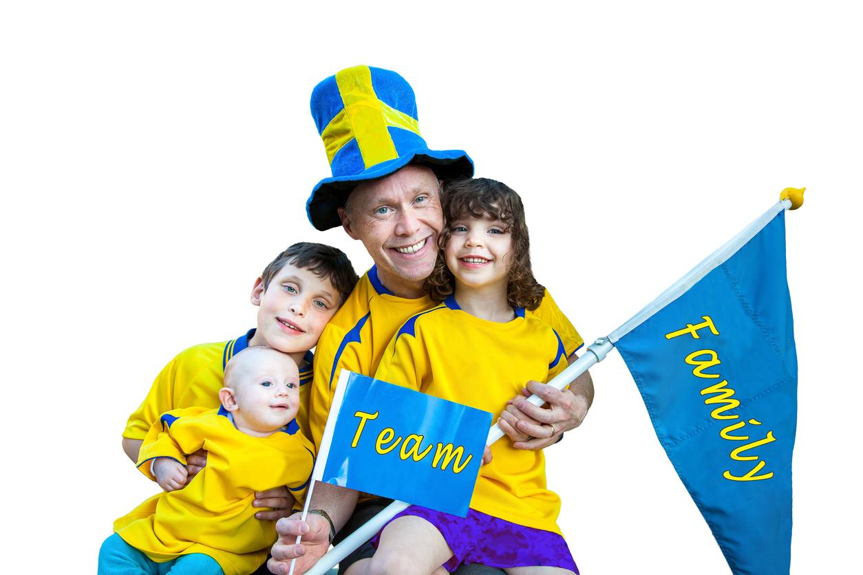 familie din suedia