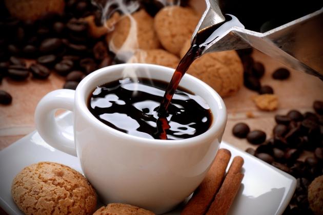 cafeaua te oprește să arzi grăsime)