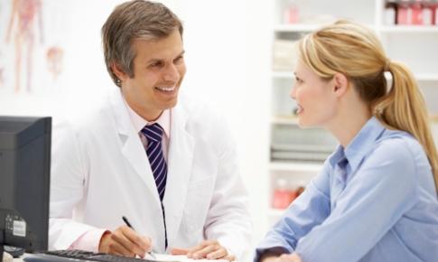 Medic si pacienta