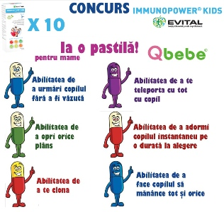 concurs immunpower kids