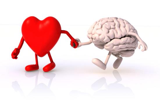 Creier vs. inima
