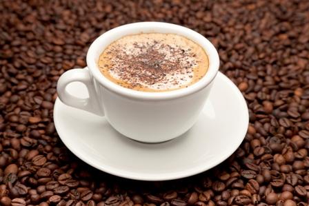 Poza ceasca de cafea aromata