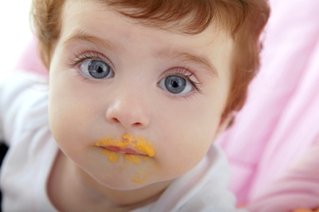 poza bebe superb dupa masa