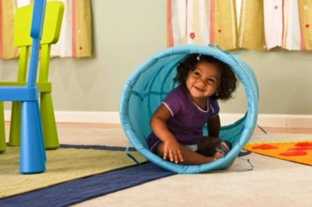 poza copil la gradinita Montessori