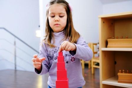 poza copil Scoala Montessori