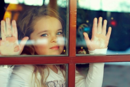 poza copil frumos