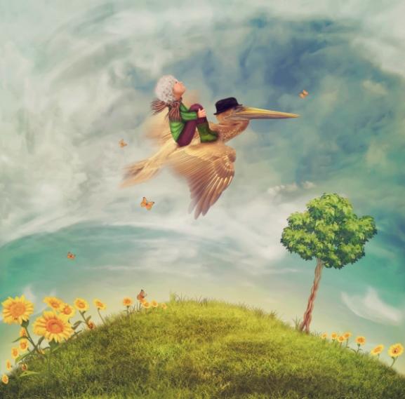 poza ce viseaza copiii