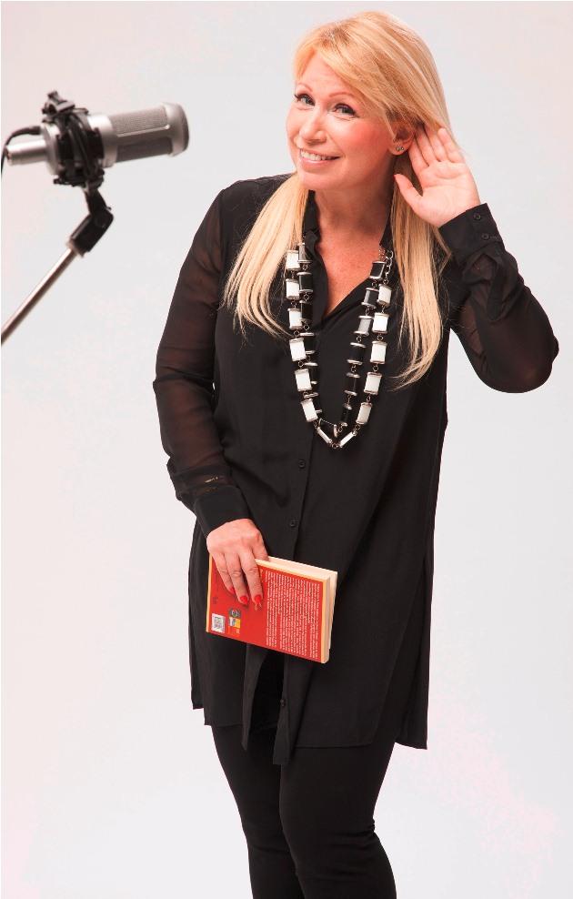 poza Cristina Trepcea iti da intalnire la Itsy Bitsy FM