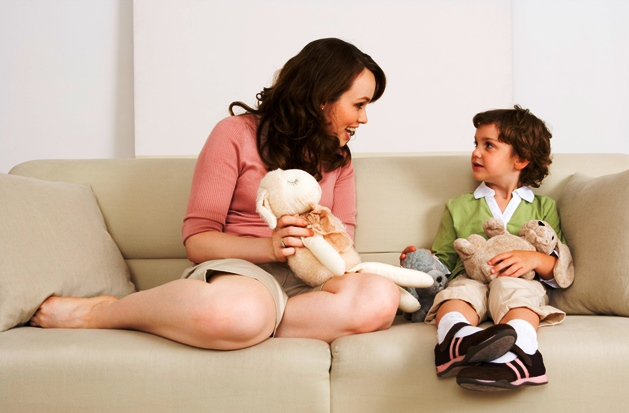 poză mama şi copilul