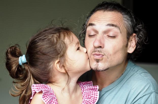 poză sfaturi de educaţie Tata si fata