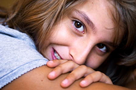 Poza copil adolescent fata