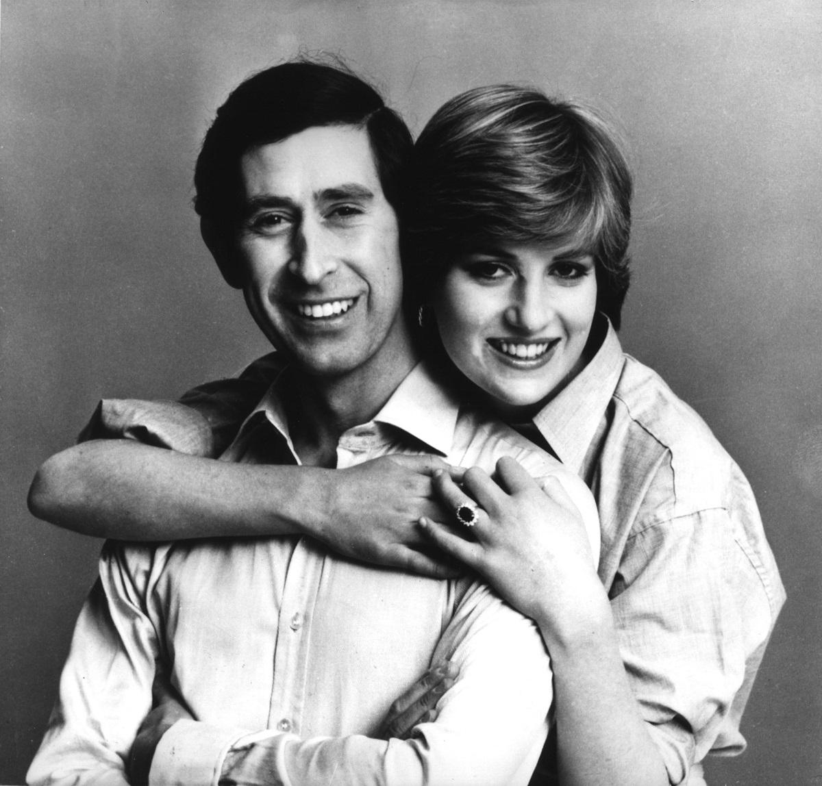 Diana si Charles