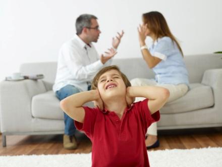 copilul nu mai vrea sa auda conflictele intre parinti