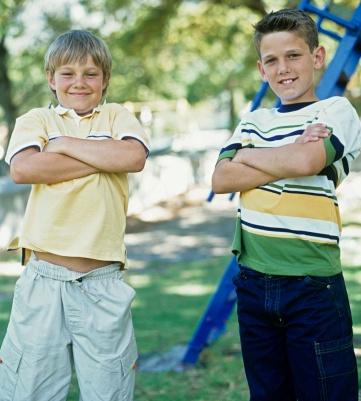 baieti la pubertate