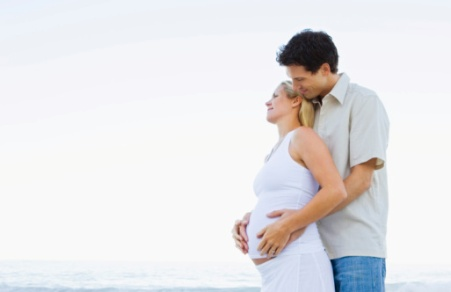 visarea copilului in timpul sarcinii de catre ambii parinti