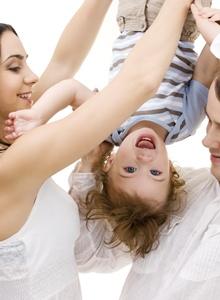 parinti care isi rasfata copilul