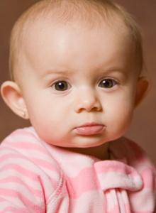 bebelus afectat de diaree