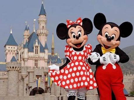 poza Disneyland