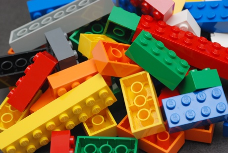 poza cu joc lego