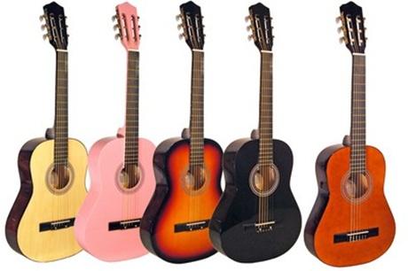poza cu chitara pentru copii
