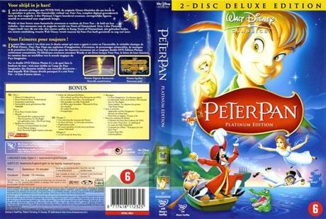 poza cu Peter Pan