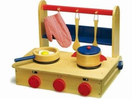 poza cu set de bucatarie pentru copii