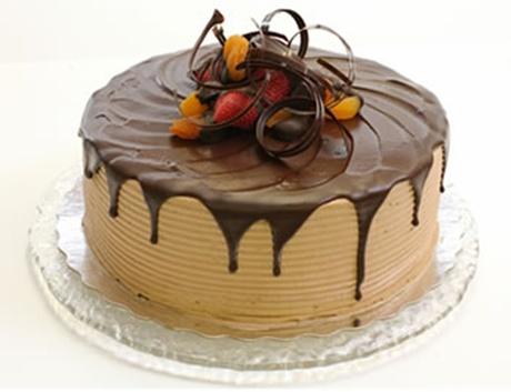 poza cu tort de ciocolata