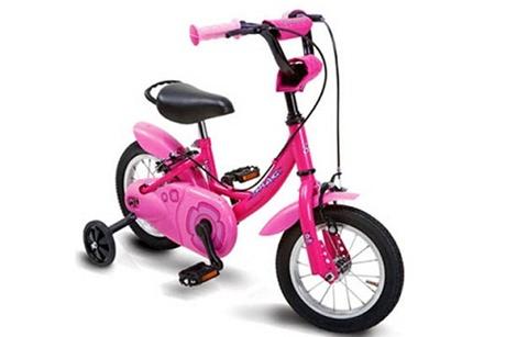 poza cu bicicleta pentru copii