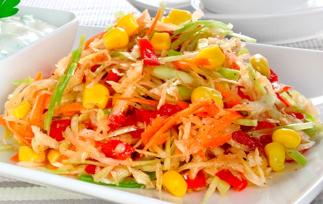 salate cruditati pentru slabit)