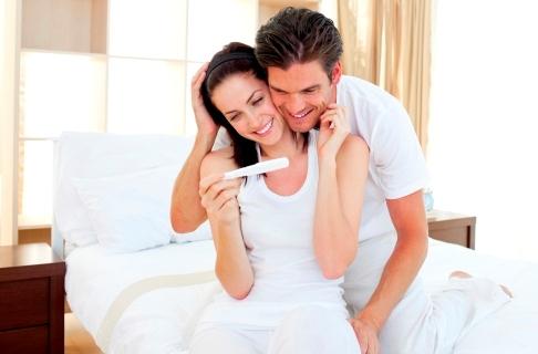 Tineri si test de sarcina