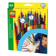 Set creioane colorate