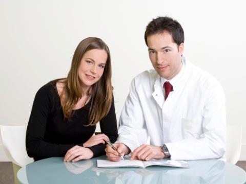Gravida si medicul sau