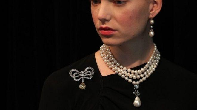 bijuteriile Mariei Antoaneta