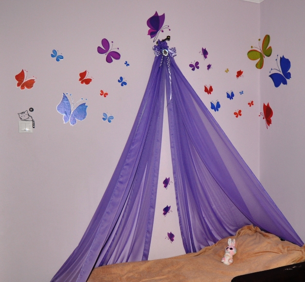 sticker camere copii