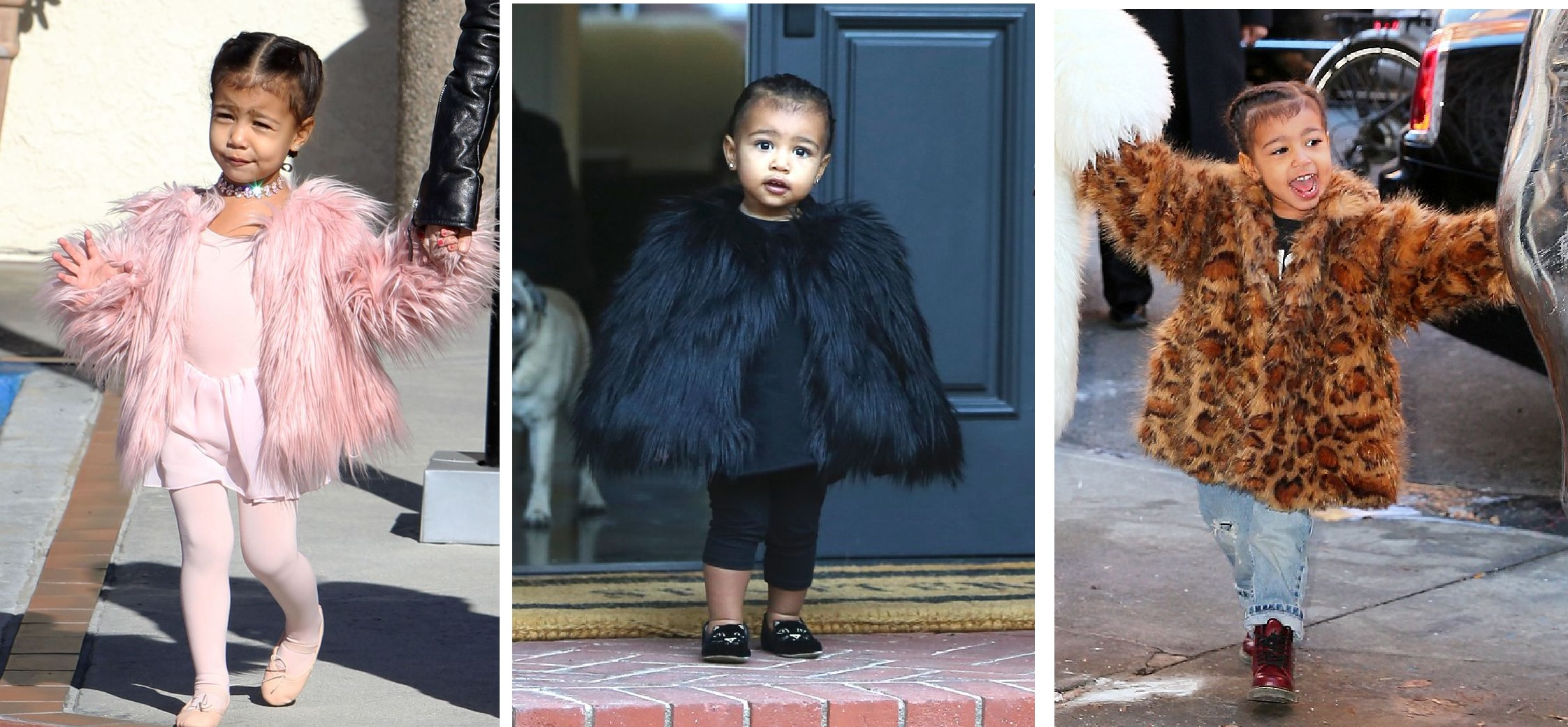 north west fur coats