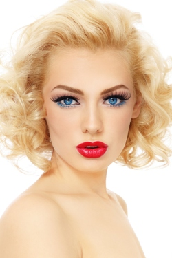 par blond marilyn monroe
