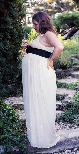 rochie gravida