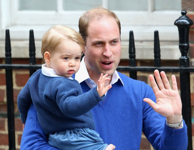 printul george si printul william