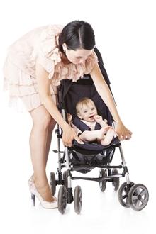 plimbarea bebelusului