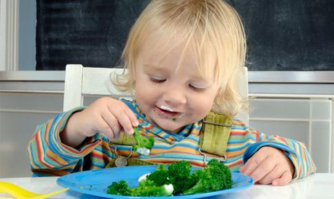 Alimentatia copilului mic