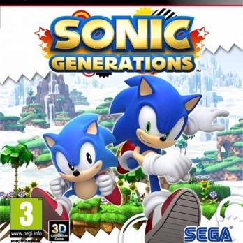Joc Sonic Generations PS3