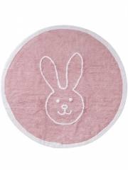 Covoare pentru copii » Bumbac » Bambini Bunny Roz